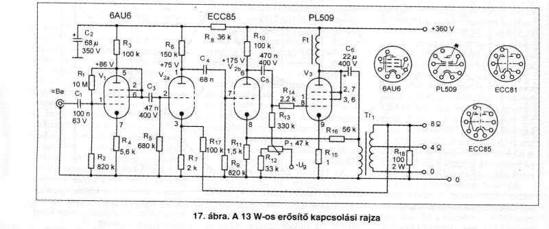 6p45s amps
