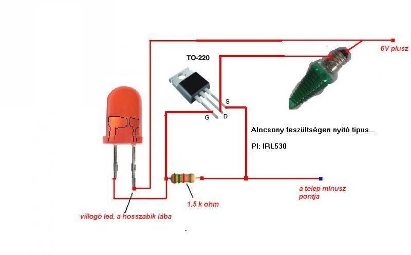 Irányjelző - Hobbielektronika.hu - online elektronikai magazin és fórum fef653b1e8