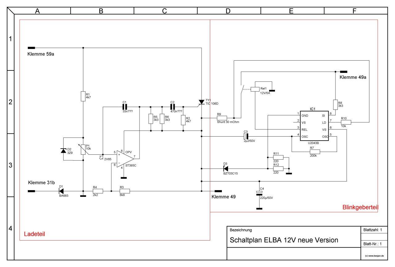 12V E S51 - Batterie wird nicht geladen - Seite 2 - Elektrik ...