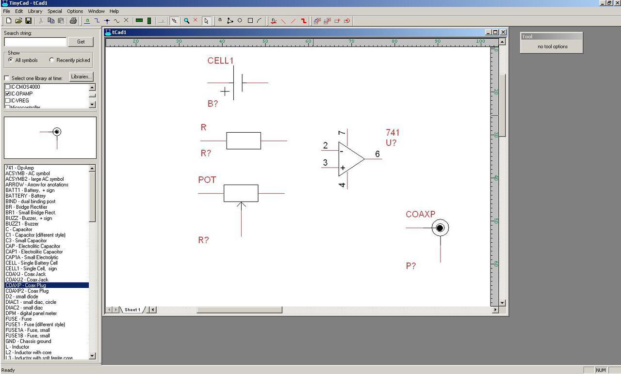 Kapcsolási rajz készítő programok - Hobbielektronika hu - online